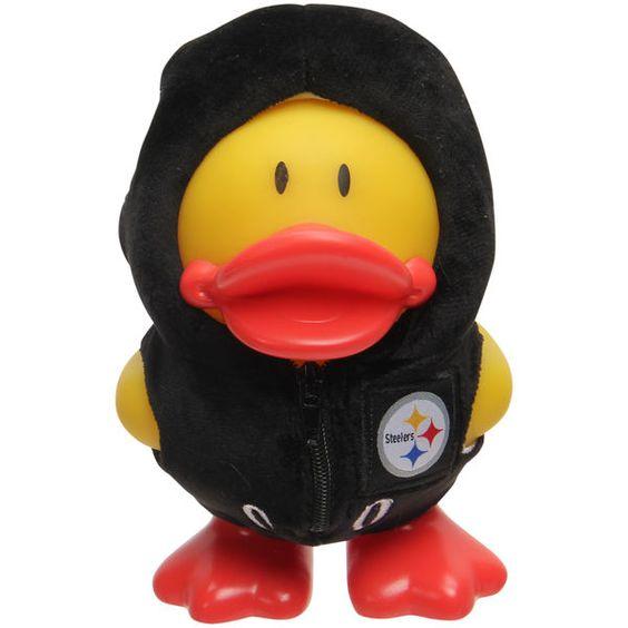 Pittsburgh Steelers Uniform Duck Bank - NFLShop.com