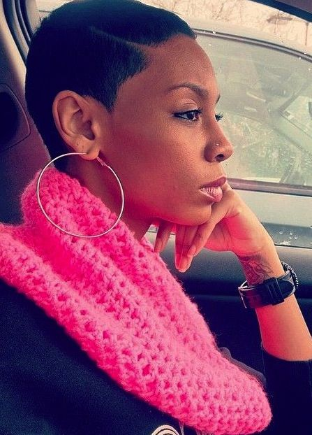 Surprising Earrings Short Natural Haircuts And The O39Jays On Pinterest Short Hairstyles Gunalazisus