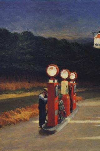 Edward Hopper – peintre américain – Eléments de biographie – Dessins, huiles et…