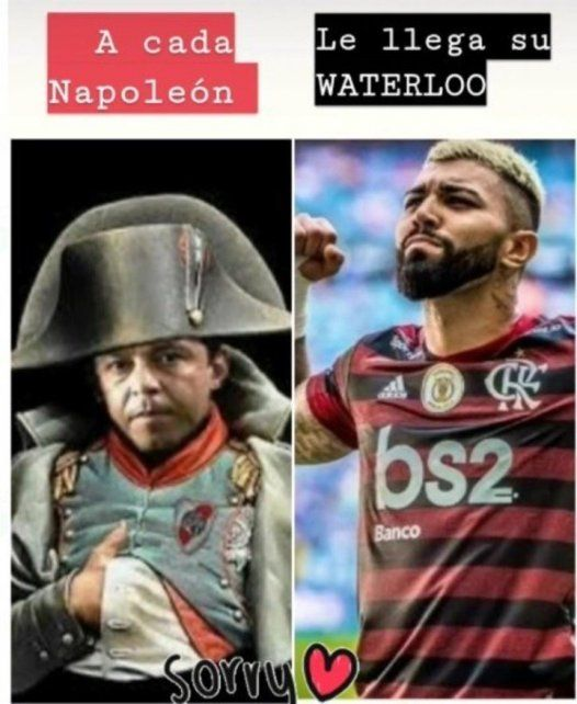 Los Mejores Memes De La Final Entre River Y Flamengo Cargadas A Boca Mejores Memes Memes