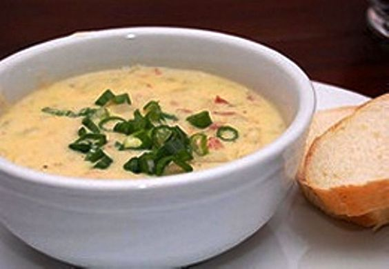 Potato Soup Bennigan's Style