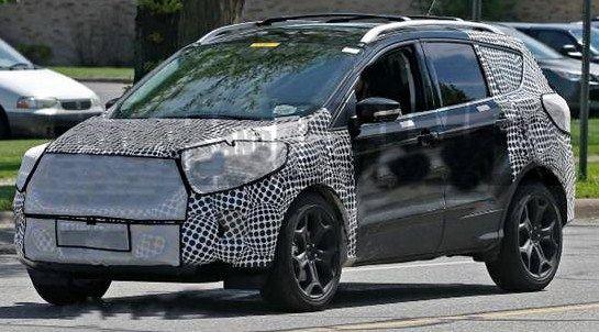 2020 Ford Escape Redesign