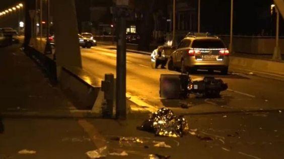 Polizeieinsatz ohne Blaulicht und Sirene: Pizzabotin stirbt nach Kollision mit Streifenwagen