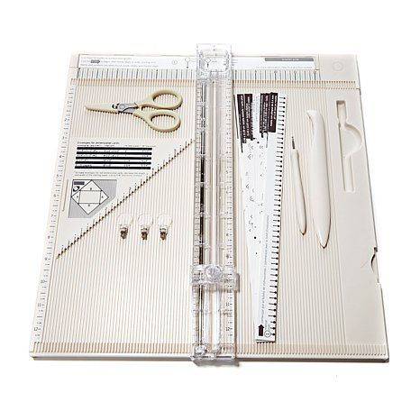 Martha stewart crafts deluxe scoring board kit - Martha stewart manualidades ...