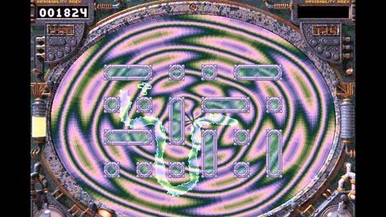 Plasmaworm PC 2002 Gameplay