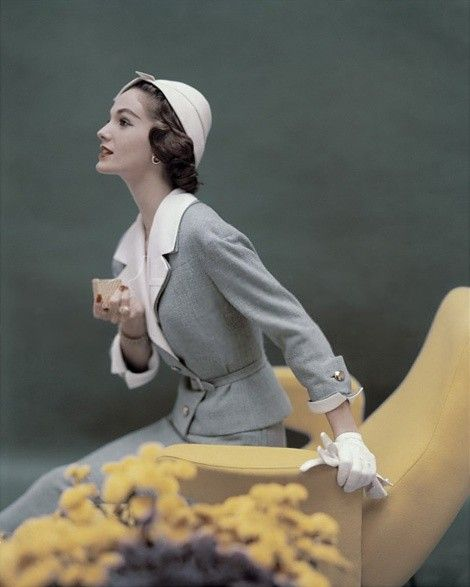Luscious loves: Vintage fashion photographer Karen Radkai