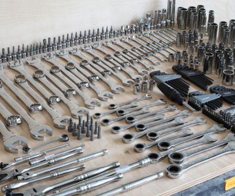 Husky Mechanics Tools Set Review Mechanics Tool Set Mechanic Tools Tool Storage Cabinets