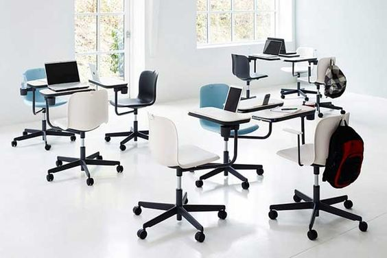 SixE-Learn: versatile [home] office furniture