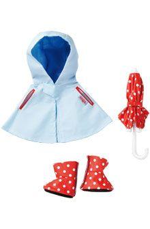 Haba Rain fun doll clothes