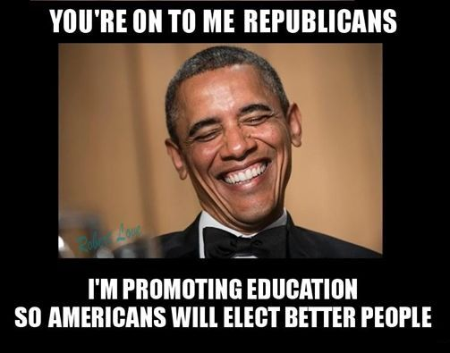If Obama And Democrats Truly Support Math And Science Education ...?