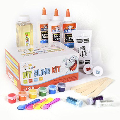 Slime Science Kit DIY