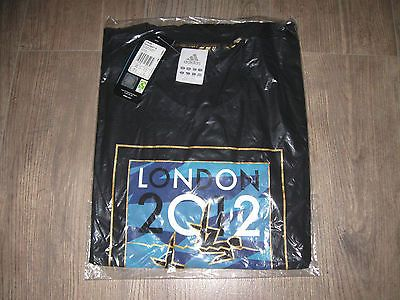 New #london 2012 #olympic synchronised #swimming t tee shirt venue exclusive larg,  View more on the LINK: http://www.zeppy.io/product/gb/2/272313604831/
