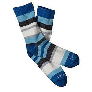 Patagonia merino wool socks - sooo cozy!