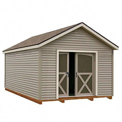 Best Barns South Dakota 12 Ft X 20 Ft Prepped For Vinyl Storage Shed Kit With Floor Including 4x4 Runner Wood Shed Kits Vinyl Storage Sheds Storage Shed Kits