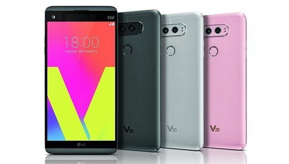 LG V20 Akıllı Telefon