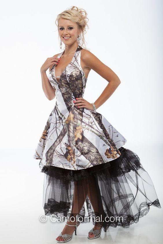 Short Camo Prom Dresses - 3656 short camo prom dress with retro ...