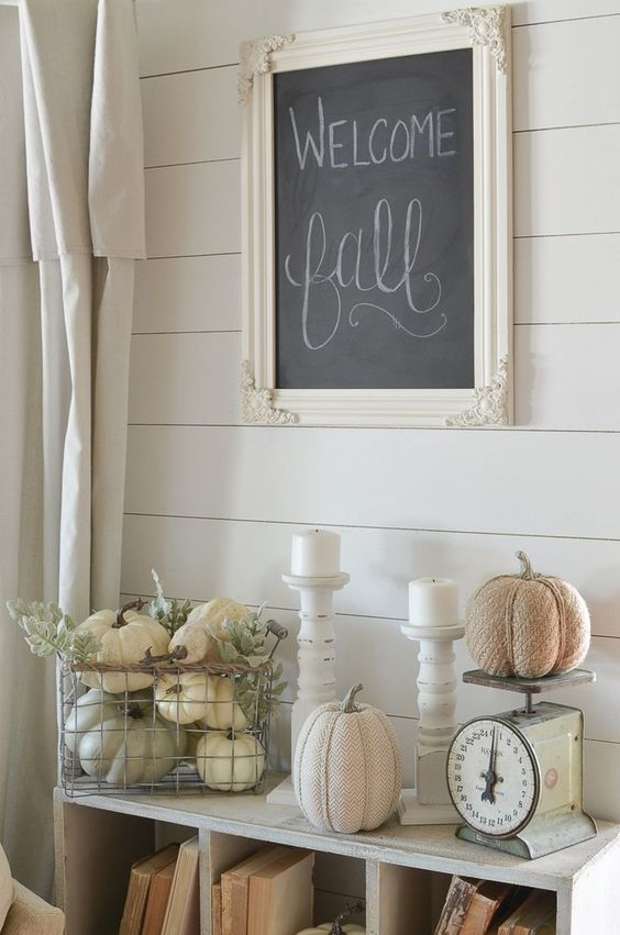 Awesome Fall Home Decor