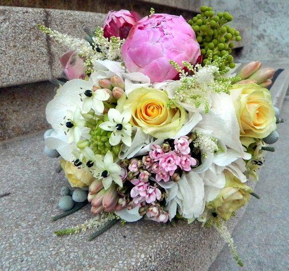 Flowers Garden, passion for colours: Buchete mireasa