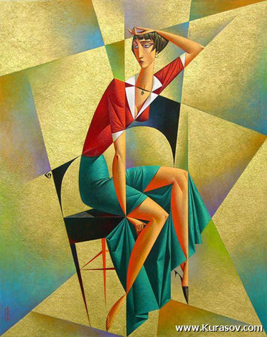 Unique, vibrant style of Georgy Kurasov - ego-alterego.com