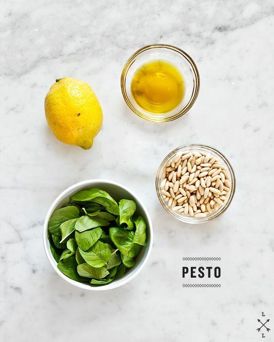 the many ways of pesto
