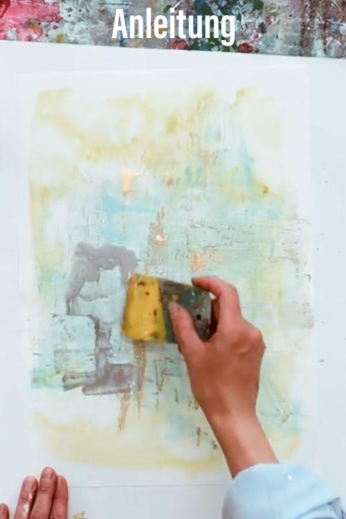 abstrakt malen abstrakte wasserfarben bilder rot berühmte kunstwerke