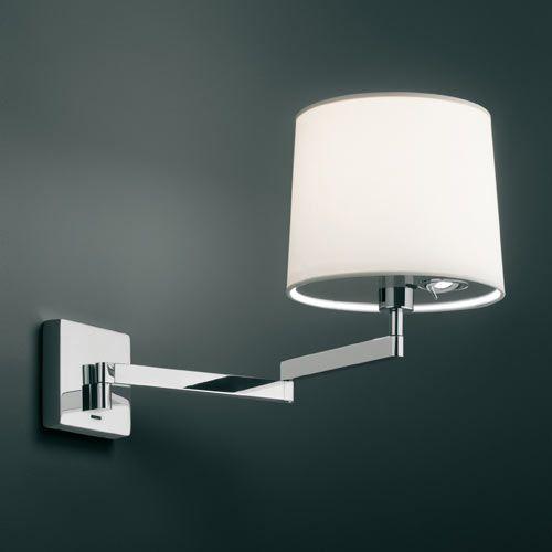 vibia, swing, licht, verlichting, lamp, leeslamp, slaapkamer, Deco ideeën