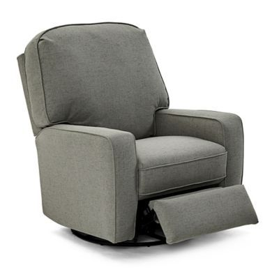 Best Chairs Bilana Swivel Glider Recliner In Dove Cool Chairs