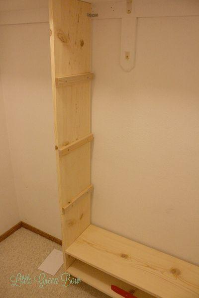diy closet how to make diy closet organizers and clean out your walkin - Closet Shelving