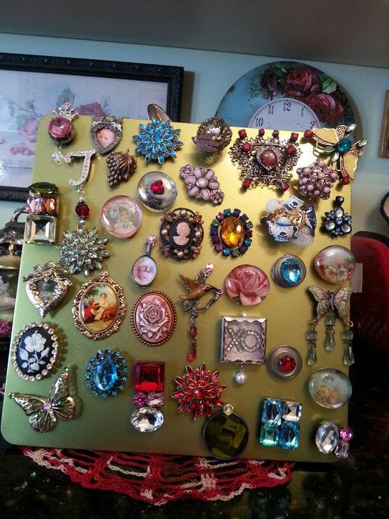 Magnets I've made. ...