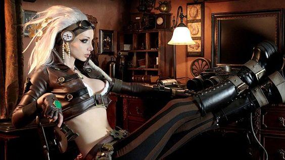 Pinterest le catalogue d 39 id es - Steampunk style vestimentaire ...