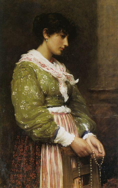 Devotion - Samuel Luke Fildes