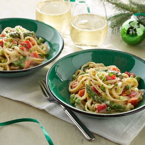 I M Checking Out A Delicious Recipe For Dairy Free Pasta Primavera From Fred Meyer Pasta Primavera Dairy Free Pasta Pasta Primavera Recipe