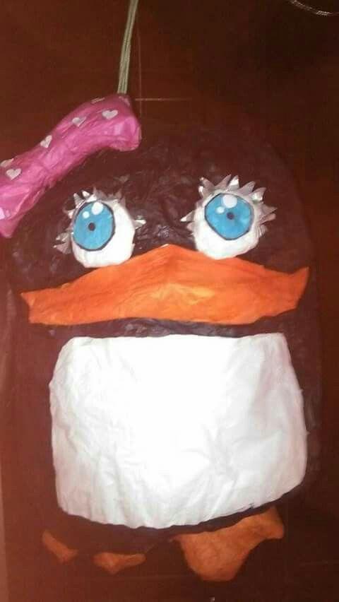 Pingüineta pinyata