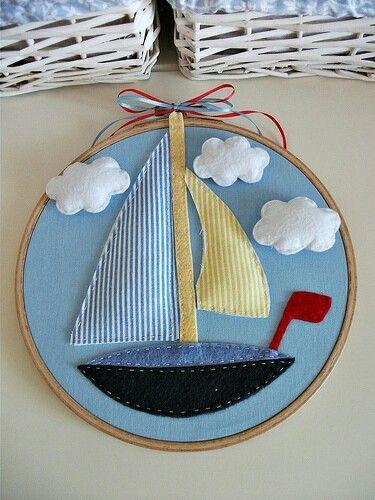 Segelboot: