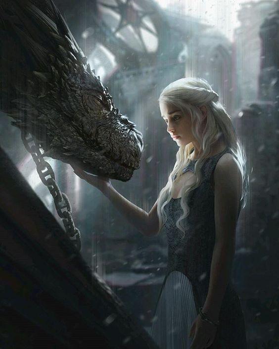 Season 7 has officially started production!《Daenerys》by G-Host Lee #GameOfThrones#DaenerysTargaryen#Khaleesi#Mhysa#EmiliaClarke#drogon#rhaegal#viserion##daenerysstormborn#stormborn#GoT#hbo#beautiful#queen#dragon#dragons#Targaryen#ironthrone#asongoficeandfire#georgerrmartin#motherofdragons#housetargaryen#fanart#art#artist#artwork#illustration#artstation