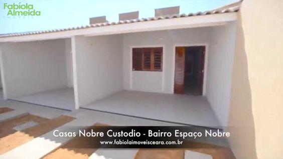 CASAS NOBRE CUSTODIO – 02 SUÍTES, 78,00M², ESPAÇO NOBRE, CEARÁ, BRASIL