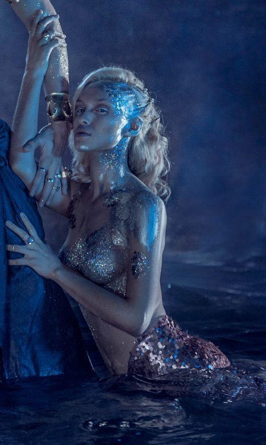 mermaid: