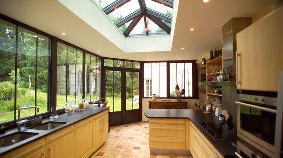 Villa v randa extension de cuisine 3 2 for Greentown villas 1 extension