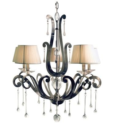 Chandelier Thats Not Big Enough Can Make A Room Feel Smaller