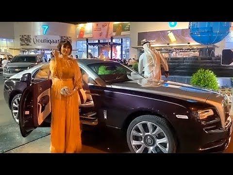 شاهد لأول مرة سيارة دكتورة خلود وامين الملكية Fashion Saree Sari