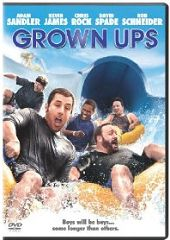 Grown Ups DVD Only $4.99!