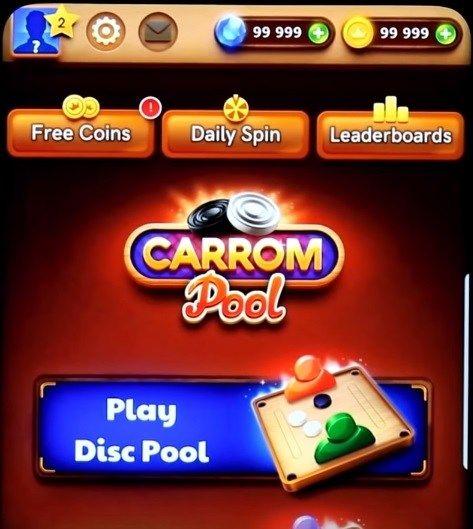 Pin On Carrom Pool Mod Apk