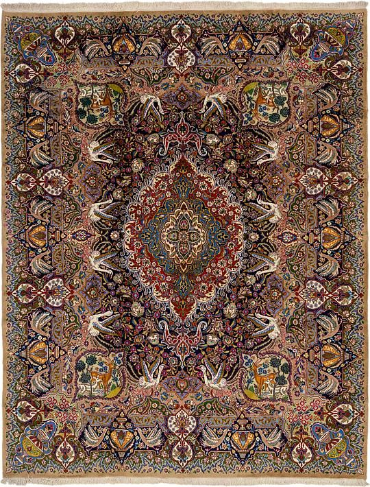 Size Ft 9 10 X 12 9 Size Cm 300 Cm X 389 Cmall Of Our Hand Knotted Rugs Are Professionally Washed And Treated All Rugs A Rugs Large Area Rugs Persian Rug