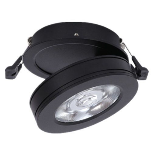 5w Led Rcessed Ceiling Light Picture Lamp Rotatable Folding