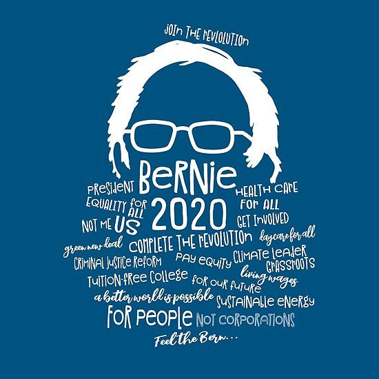 Pin On Ok Bernie You Caught My Attention