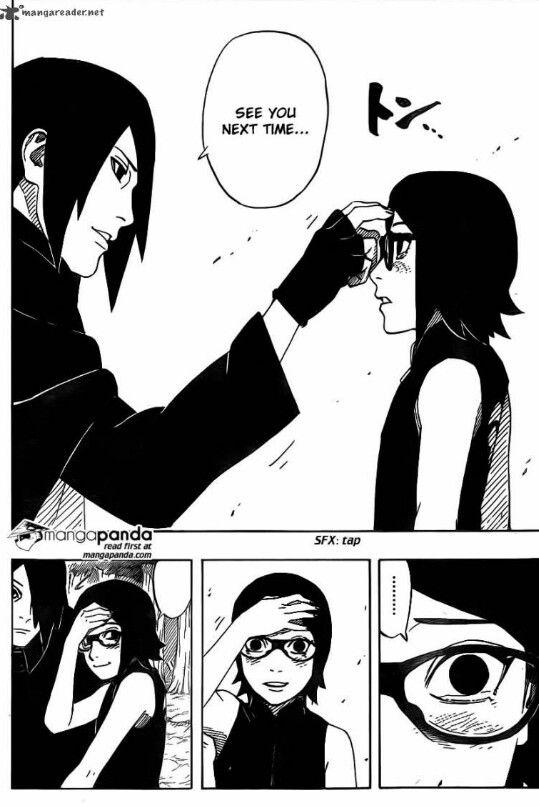 Naruto Gaiden 10 ヽ(*≧ω≦)ノ