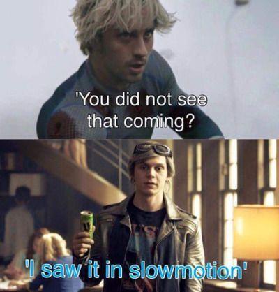 Resultado de imagen para quicksilver memes