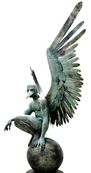 Jorge Marin on Paris Art Web   Online Art Gallery   Bronze Sculptures by Jorge Marin