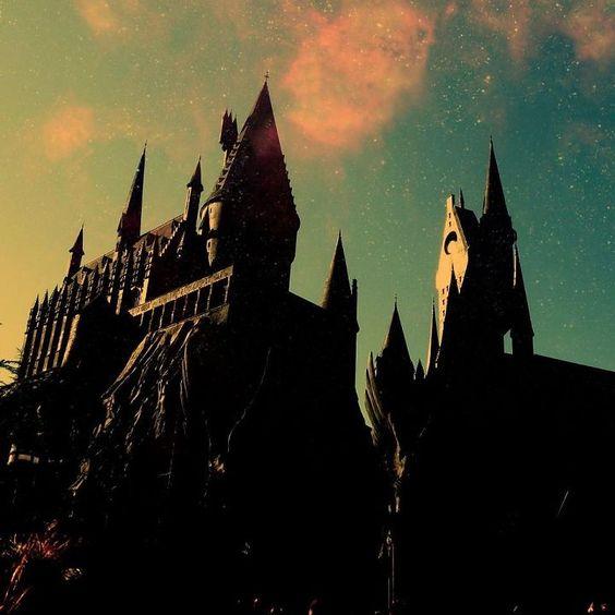 My dear Hogwarts.