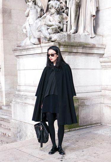 Dark Outfit | Opéra Garnier